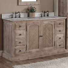 rustic bathroom vanity natural log vanity reclaimed wood vanity