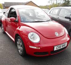 used volkswagen beetle luna red cars for sale motors co uk