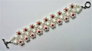 mothers day bracelet diy jewelry crafts s day bracelet easy beading project