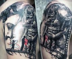 Son Tattoos Ideas Wrist Farm Father Son Tattoos For Men Tatużex Pinterest