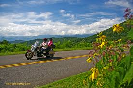 America Rides Maps by Top 10 Motorcycle Rides Smoky Mountain Motorcycle Rider
