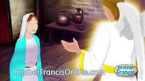 ep7 the annunciation the angel gabriel appears to mary youtube