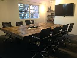 Wood Conference Table Reclaimed Wood Conference Table For Sale Reclaimed Wood Conference