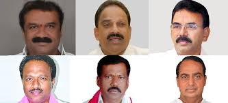 Central Cabinet Ministers Telangana Cabinet New Ministers Portfolios Telangana State