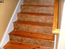 how to apply vinyl plank stair treads translatorbox stair