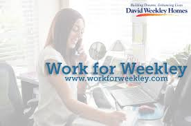 work for weekley