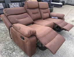 three seater recliner sofa fabric 3 seater recliner sofa 3rr