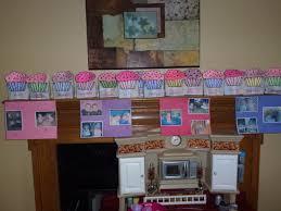 cupcake birthday party kindergarten nana