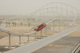 in abu dhabi roller coaster the torra rossa roller coaster picture of abu