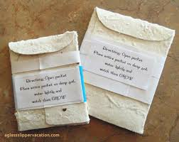 wedding seed favors awesome flower seed packets wedding favors icets info