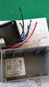 greenhouse thermostat fan control how do i wire this 240v fan motor and thermostat home improvement