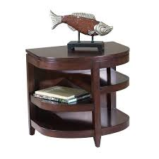 half circle accent table half moon accent table house decorations