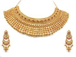 gold antique necklace set images 119 60g 22kt gold antique necklace set houston texas usa jpg