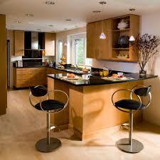 engineered wood flooring kitchen contemporary with bar stools