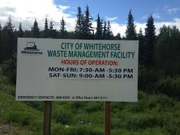 Hours Of Six Flags Waste Management Facility Whitehorse Yt