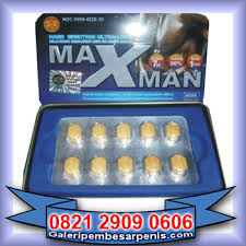 obat kuat maxman tablet isi 10 pills made in usa