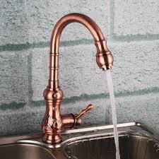 Brass Faucet Kitchen Kitchen Faucets Kitchen Faucet Copper With Copper Kitchen Faucet