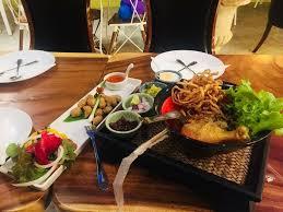 cuisine origin ข าวซอยไก 85 บาท ถ กมากคร า ร าน lanna origin โครงการ the cabin air