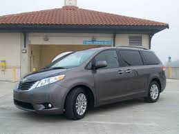 toyota mini car confessions of a former mini van hater the toyota sienna xle