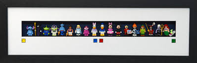 red square brick u2013 custom lego picture frames