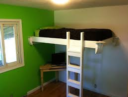 loft bunk bed with stairs home design ideas
