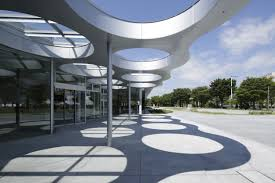 inside bmw headquarters klein dytham architecture