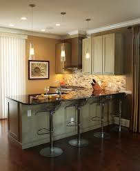 Kitchen Track Lighting Ideas by Kitchen Wooden Varnished Kitchen Island Pendant Lights For