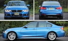 bmw 328ix 2016 bmw 328i xdrive automatic test review car and driver
