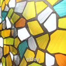 Decorative Window Film Stained Glass Decorative Window Film Static Frosted Vinyl Pvc Glass Privacy