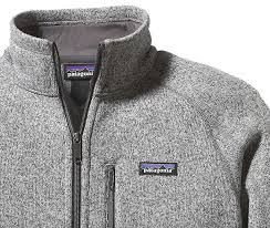 patagonia mens better sweater patagonia s better sweater fleece jacket stonewash krizia