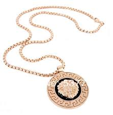rose gold necklace womens images Rose gold necklace mens all collections of necklace jpg