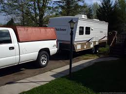 how to properly load and tow an rv travel trailer hint get an