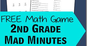 2nd grade math worksheets