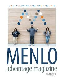 menlo advantage winter 2017 by menlo college issuu
