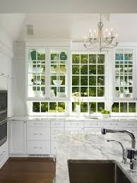 White Glass Cabinet Glass Cabinet Window Houzz