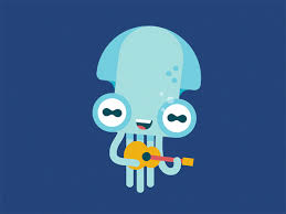 animated octopus gif animation ecards jimpix ecards