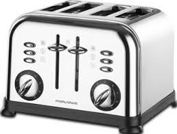 Myer Toaster Morphy Richards Polished 4 Slice Reviews Productreview Com Au