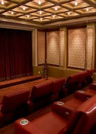 Houzz Media Room - theater seating design ideas pictures remodel and decor page