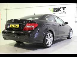 used mercedes c class for sale in uk used 2012 mercedes c class c180 blueefficiency amg sport for