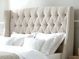 King Size Bed Upholstered Headboard by Headboard Make Upholstered Headboard Bed Upholstered Headboard