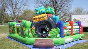 backyard toddler bounce house nashville tn youtube