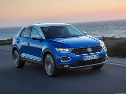 blue volkswagen volkswagen t roc 2018 picture 22 of 143