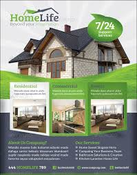 free real estate flyer templates 22 best real estate flyer templates