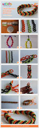 89 best bracelets images on pinterest rainbow loom bracelets