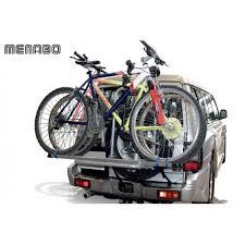 porta bici da auto f lli menab祺 portabici da auto posteriore boa 3 bike shop more