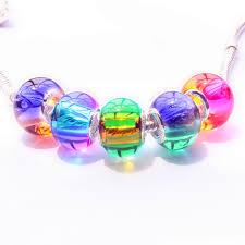 glass bead bracelet charms images Pandora bracelet prices pandora style beads jpg