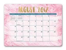 what is a desk blotter calendar amazon com orange circle studio 2018 decorative desk blotter