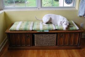 window bench for dog window seat hernando house