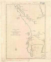 Good Map File A Map And Chart Of The Cape Of Good Hope With The Soundings