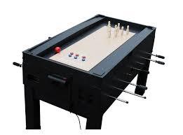 foosball table air hockey combination 13 in 1 combo game table foosball ping pong air hockey in black